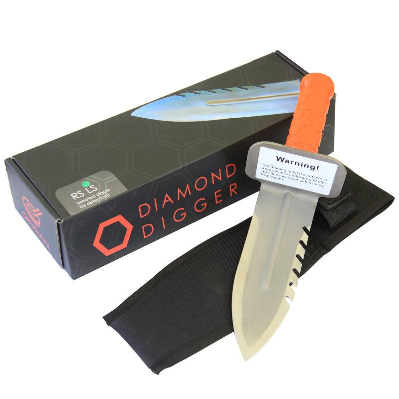 Grabemesser Diamond Digger von Deteknix