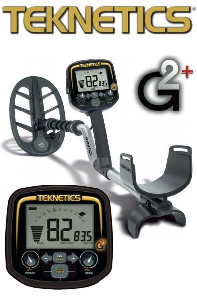 Metalldetektor Teknetics G2 plus - Sparangebote